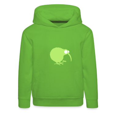 Green Kiwi (c) Kids' Tops