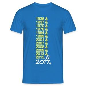 Ici c'est Montferrand - Version 2017 (H) - T-shirt Homme