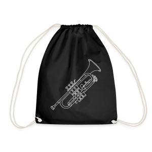 Trompete Blechblasinstrument - Turnbeutel