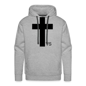 GOD BLESSES VS - Sweat-shirt à capuche Premium pour hommes