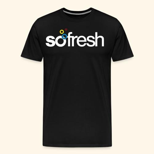 sofresh (w) - T-Shirt Fox - Männer Premium T-Shirt