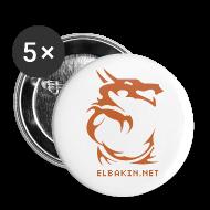 Badges ~ Badge moyen 32 mm ~ Numéro de l'article 1441038