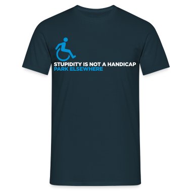 Stupidity is not a Handicap 1 (ENG, 2c)