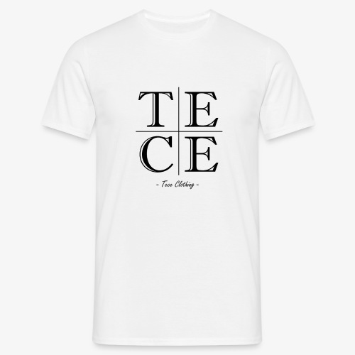 Tece Katror Logo T-Shirt  - Männer T-Shirt