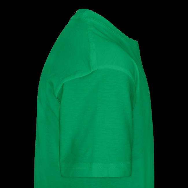 T-shirt: Making Aerial Footage (teen) | Green