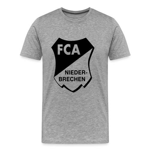 Premium Herren T-Shirt Wappen XL - Männer Premium T-Shirt