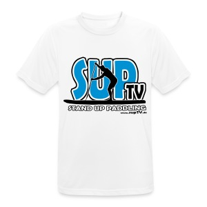 Männer Funktionsshirt: SUP TV Stand Up Paddling - Men's Breathable T-Shirt