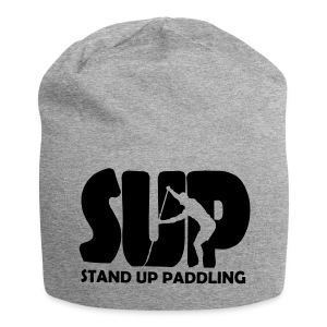 Beanie-Mütze: SUP Stand Up Paddling - Jersey Beanie