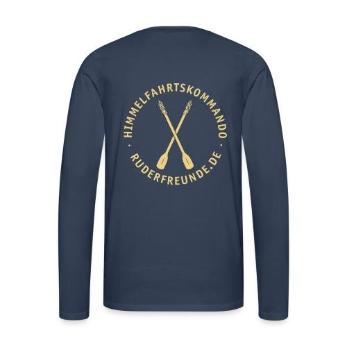 Langarmshirt - Männer Premium Langarmshirt