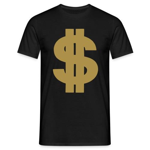 Sallabim - Get money - T-skjorte for menn