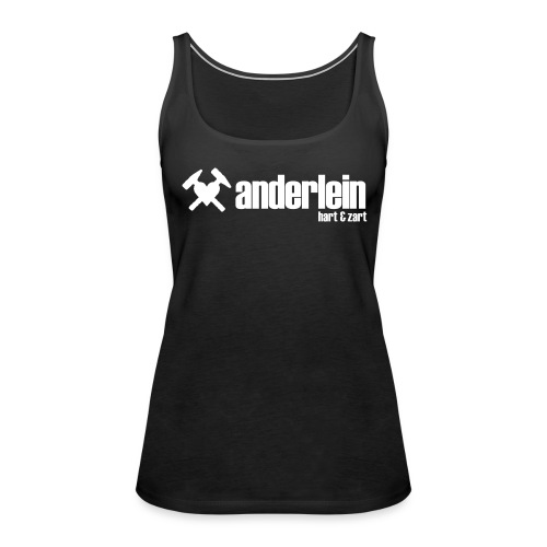 Anderlein-Tank Top - Frauen Premium Tank Top