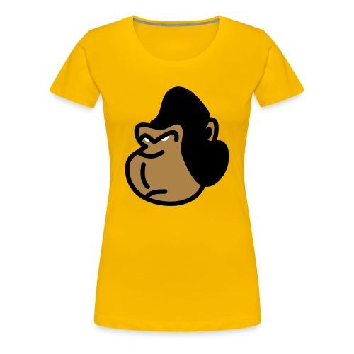 Monkey Suit (W) - Vrouwen Premium T-shirt
