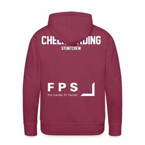 Bucerius Buccaneers Cheerleading Hoodie (FPS) - Männer Premium Hoodie