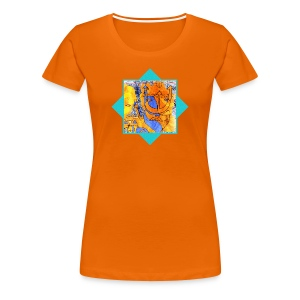 Sternzeichen - Wassermann - Frauen Premium T-Shirt