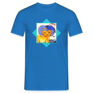 Sternzeichen - Widder - Männer T-Shirt