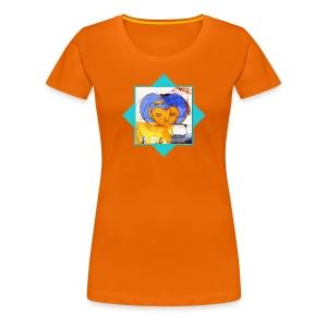 Sternzeichen - Widder - Frauen Premium T-Shirt