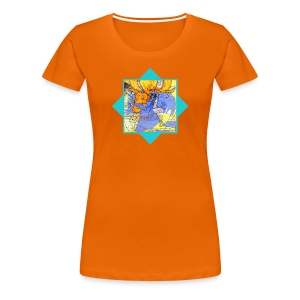 Sternzeichen - Stier - Frauen Premium T-Shirt