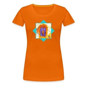 Sternzeichen - Zwillinge - Frauen Premium T-Shirt