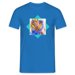 Sternzeichen - Krebs - Männer T-Shirt