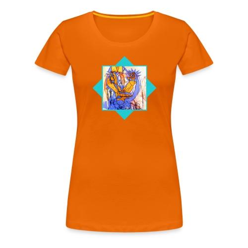 Sternzeichen - Krebs - Frauen Premium T-Shirt
