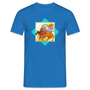 Sternzeichen - Löwe - Männer T-Shirt
