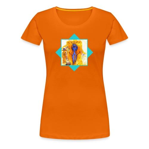 Sternzeichen - Jungfrau - Frauen Premium T-Shirt
