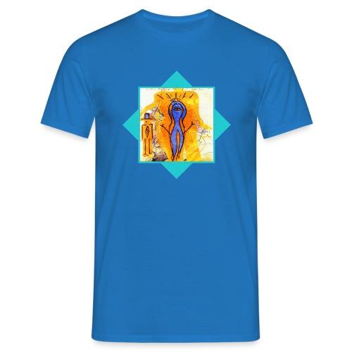 Sternzeichen - Jungfrau - Männer T-Shirt