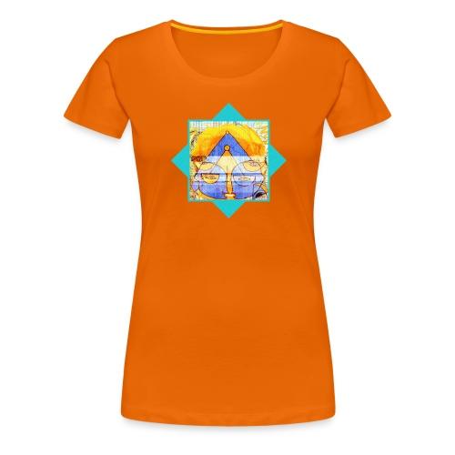 Sternzeichen - Waage - Frauen Premium T-Shirt