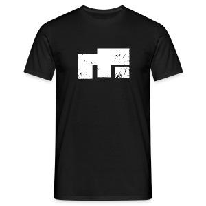 EMX SHIRT BLACK - Männer T-Shirt