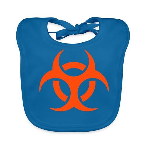 I Turn Everything to Biohazard - Baby Organic Bib