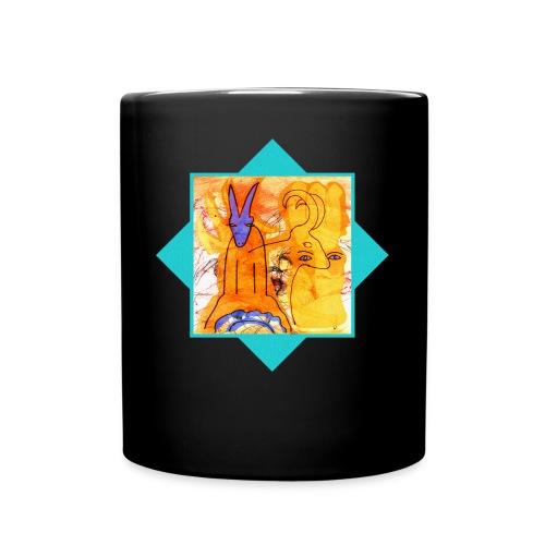 Sternzeichen - Steinbock - Tasse einfarbig
