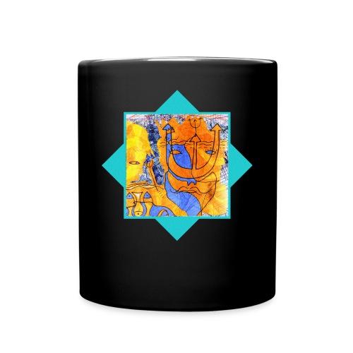 Sternzeichen - Wassermann - Tasse einfarbig