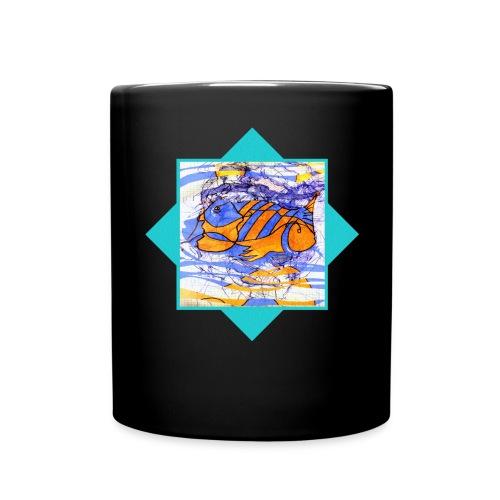 Sternzeichen - Fische - Tasse einfarbig