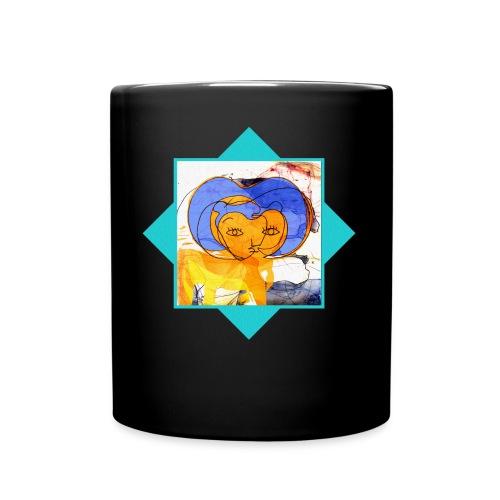 Sternzeichen - Widder - Tasse einfarbig