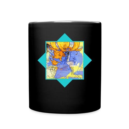 Sternzeichen - Stier - Tasse einfarbig