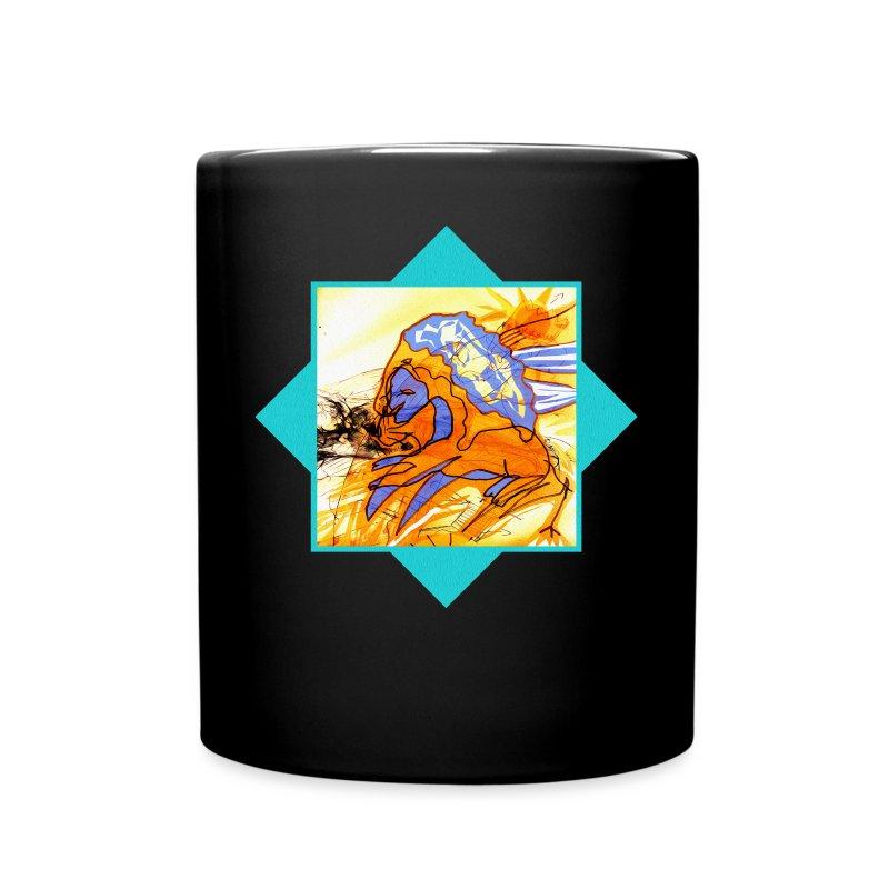 Sternzeichen - Löwe - Tasse einfarbig