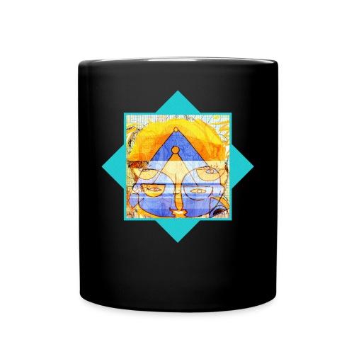 Sternzeichen - Waage - Tasse einfarbig