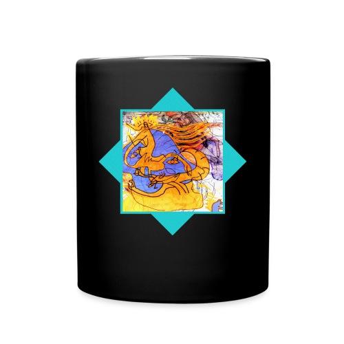Sternzeichen - Skorpion - Tasse einfarbig