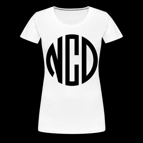 NCD Girl Shirt - Frauen Premium T-Shirt