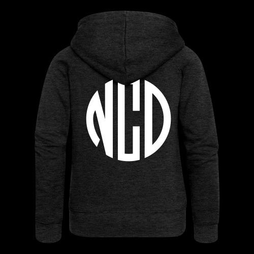 NCD Girl Jacke - Frauen Premium Kapuzenjacke