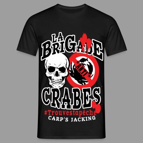 Brigade Anti Crabes Carp's Jacking - T-shirt Homme