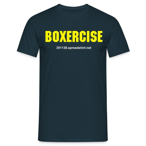 BOXERCISE - Men's T-Shirt
