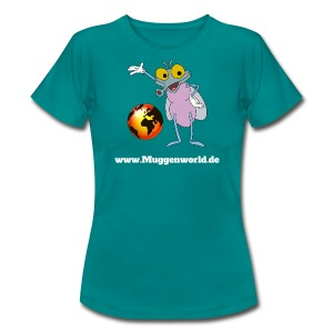 Muggenworld - Shirt 04 - Frauen T-Shirt