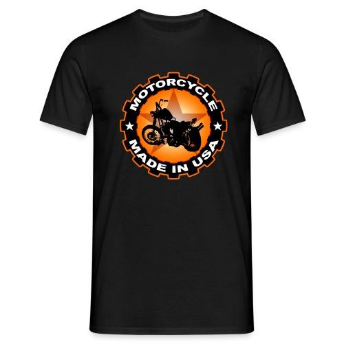 pour les fan de moto - T-shirt Homme
