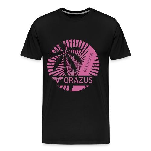 Orazus Beach Club - T-shirt Premium Homme
