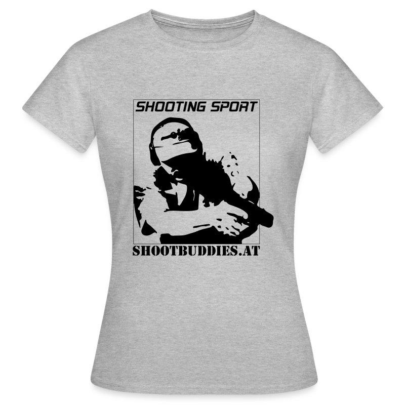 Shooting Sport - Frauen T-Shirt