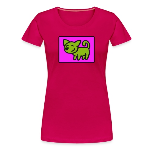 Katz - Frauen Premium T-Shirt