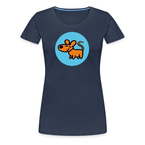 Mauz - Frauen Premium T-Shirt