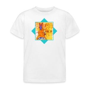Sternzeichen - Steinbock - Kinder T-Shirt