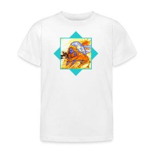 Sternzeichen - Löwe - Kinder T-Shirt